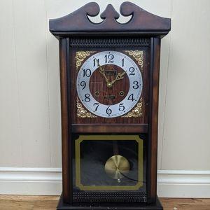 Vintage Centurion 35 Day Wall Clock Working